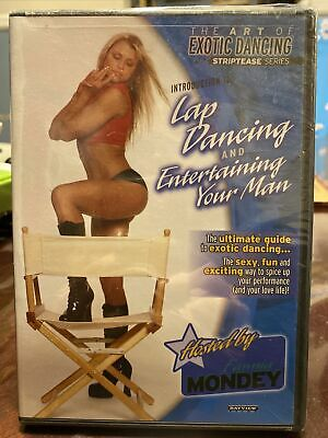 The Art Of Exotic Dancing: Striptease Series - Lap Dancing NEW And SEALED • 6.38£