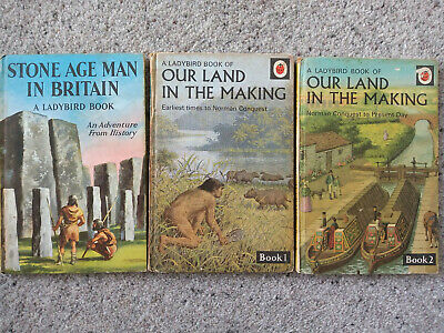 Vintage Ladybird Books Job Lot • 3£