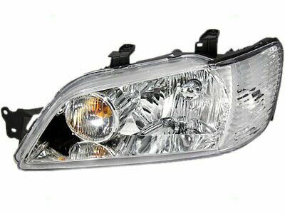 $114.15 • Buy Left Headlight Assembly For 02-03 Mitsubishi Lancer 2.0L 4 Cyl Naturally ST18N6