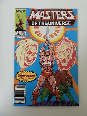 $28 • Buy Masters Of The Universe #1 VF- Condition Huge Auction Going On Now!
