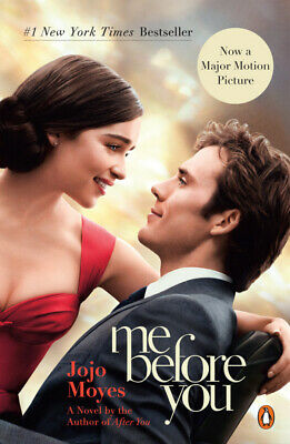 AU20 • Buy Me Before You By Jojo Moyes (2012) Book Paperback VGC FREE POSTAGE 💥