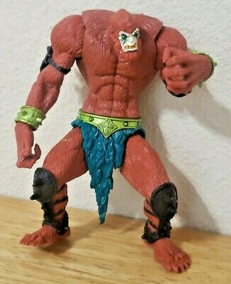 $3.99 • Buy Beast Man 2001 Mattel Master's Of The Universe MOTU Action Figure He-Man 6