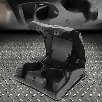 $73.99 • Buy For 98-02 Dodge Ram 1500 2500 3500 Dash Board Add-on Cup Holder Insert Charcoal