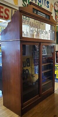 $1599.99 • Buy Antique VTG Pharmacy Apothecary Prescription Drug Store Counter Display Cabinet