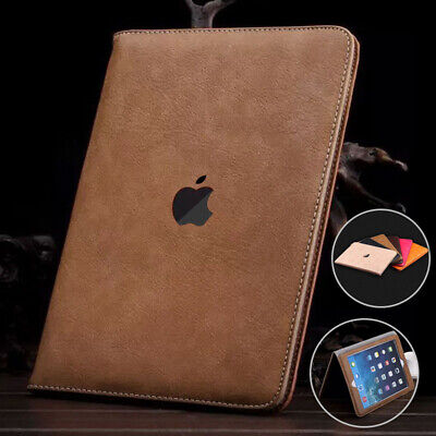 AU17.99 • Buy For IPad 10.2  8th 2020 9.7  6th 5th Air 2 Mini 1 2 3 Leather Flip Case Cover