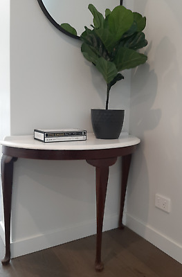 AU20 • Buy Queen Anne Antique Hall Table