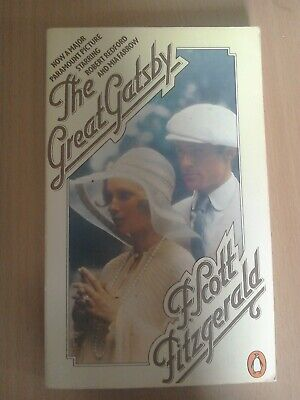 £2.99 • Buy The Great Gatsby By F.Scott Fitzgerald Paperback Movie Tie In