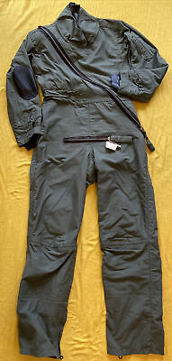 RAF Pilot Dry Suit Aircrew Coverall Immersion Emergency Protection MK 20A Size2B • 79.95£