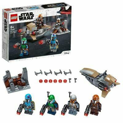 LEGO Star Wars Mandalorian Battle Pack Building Toy Set - 75267 • 7.50£