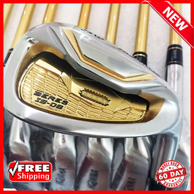 AU632.90 • Buy NEW Golf Clubs HONMA S-06 4 Star Iron 4-11.Aw.Sw 10pcs Set Graphite Steel Shaft
