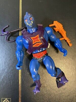 $35.55 • Buy Vintage He Man Action Figure Webstor MOTU 1981 Exc Cond Masters Of The Universe