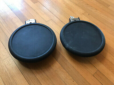 AU64.57 • Buy TWO Roland Pd-8 V Drum Dual Trigger Pad Pd8