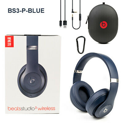 Beats By Dr. Dre Studio3 Wireless Over The Ear Headphones - BLUE  • 172.90£