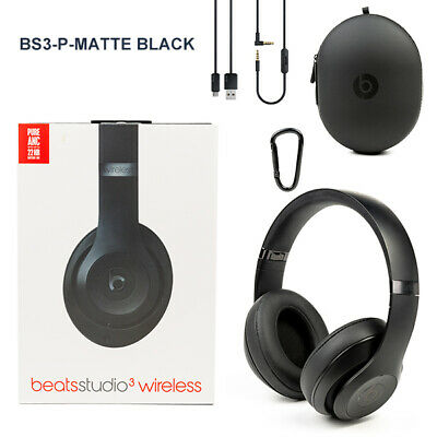 Beats By Dr. Dre Studio3 Wireless Over The Ear Headphones - BLACK • 172.90£