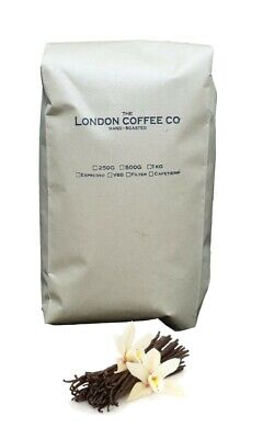 £12.50 • Buy French Vanilla Flavoured Coffee (100% Arabica) London Coffee Co Roasted In UK!