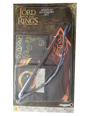 £24.99 • Buy Lord Of The Rings Costume Accessory, Kids Legolas Costume Kit