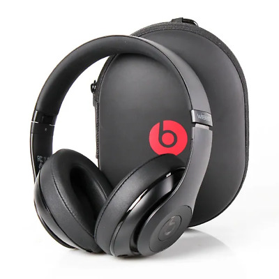 Genuine Beats By Dr. Dre Studio 2 Wireless Over-Ear Headphones - Matteblack  • 112.90£