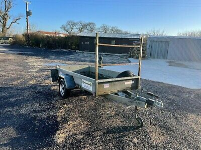 Indespension Plant Trailer 8x4 Like Ifor Williams • 520£
