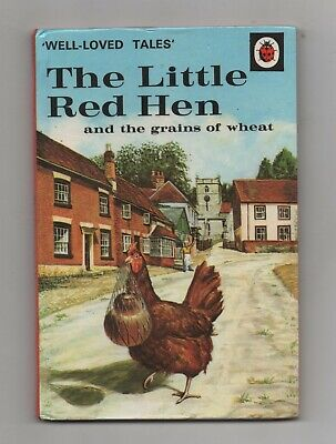 Ladybird Books 'Well Loved Tales' The Little Red Hen And The Grains Of Wheat • 2.99£