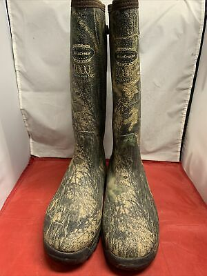 Lacrosse Alpha 1000 Scent Free Realtree Hunting Boots Size 11 Thinsulate Ultra • 36.17£