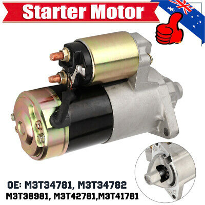 AU74.79 • Buy Starter Motor Fit For Suzuki Liana Eng. M16A 1.6L 2001-2003