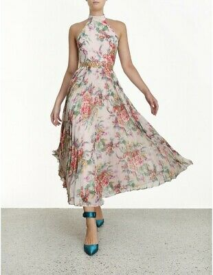 AU180 • Buy Zimmermann Sunray Picnic Dress | Floral , Size 0 SOLD OUT