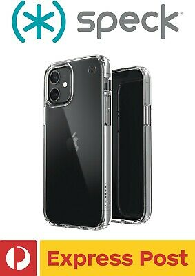 AU56 • Buy IPhone 12/ 12 Pro SPECK Clear Presidio Perfect Slim Shockproof Microban Case
