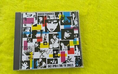 Siouxsie And The Banshees - Once Upon A Time Singles UK CD Album • 0.99£