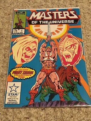 $0.99 • Buy Masters Of The Universe #1 (1986) Marvel/Star Comics