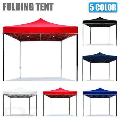AU101.79 • Buy 3x3M Gazebo Outdoor Courtyard Marquee Party BBQ Tent Canopy Camping Folding Tent
