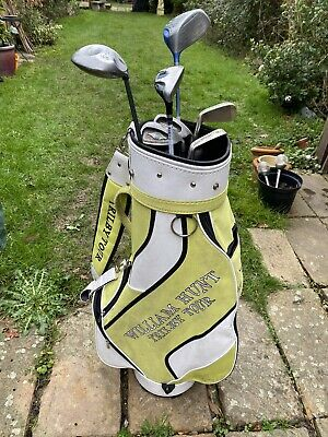 AU36.12 • Buy Set Of Right Hand Golf Clubs Irons & Bag