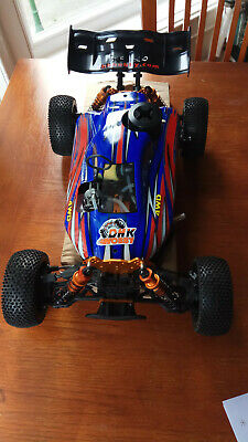 Nitro RC Buggy - 1/8 Scale • 169.99£