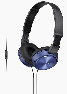 Sony MDR-ZX310AP Foldable Headphones With Smartphone Mic And Control • 12.99£