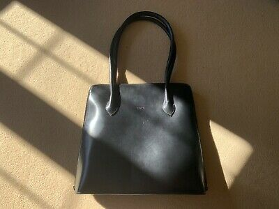 Large Leather Tote / Shoulder Bag / Briefcase – Laptop, Tablet Etc. • 45£