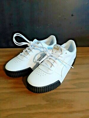 AU45.66 • Buy PUMA Women's Carina Leather Sneakers Sz 8