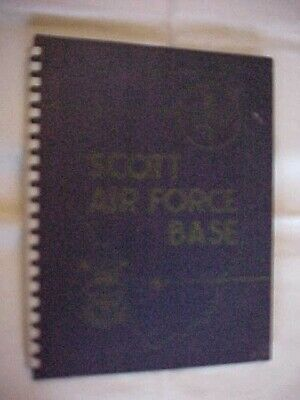 $9.99 • Buy Scott Air Force Base Yearbook (1953) Illinois Military History Illustrated Afb