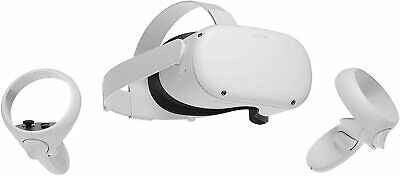 AU588 • Buy Oculus Quest 2-Advanced All-In-One Virtual Reality Headset 64GB VR (Aus Stock)