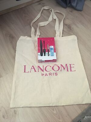 Lancome Paris Gift Set Hypnose Christmas And Cotton Bag  • 15£