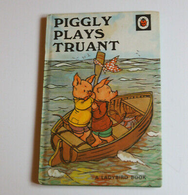 Ladybird 401 Series PIGGLY PLAYS TRUANT  • 2.95£