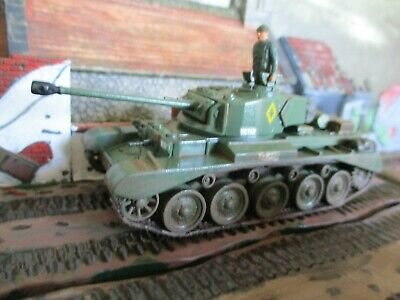 £25 • Buy Revell Ww2 British Mk1 Comet Tank Built  Well Painted And Weathered
