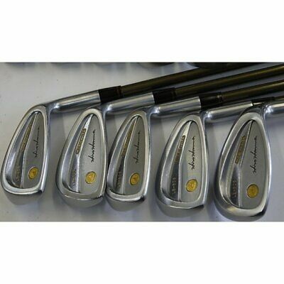 AU692.24 • Buy Golf Clubs Mens Honma Iron They Come Tomorrow Homma Lb-606 Black Cloisonnies