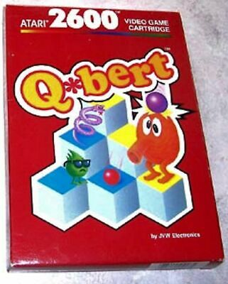 $ CDN19.02 • Buy ATARI 2600 QBERT  Complete Very Good Condition