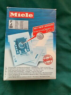 Miele Vacuum Cleaner Filters, FJM. • 0.99£