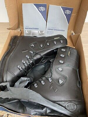 HAIX Chainsaw Boots Size 11 • 190£