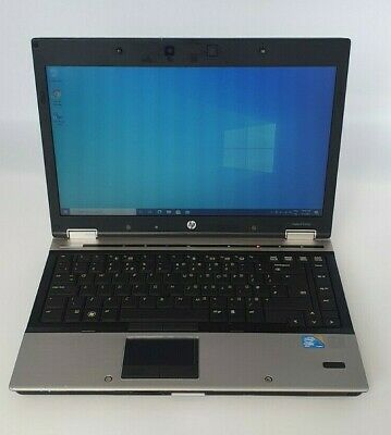 Cheap Laptop HP EliteBook 8440p 14   I-5 @2.7Ghz 6GB Ram 500GB HDD Win 10 Pro A • 140£