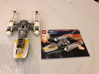 Lego Gold Leaders Y-wing Starfighter 9495 • 16.20£