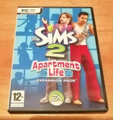 £21.49 • Buy The Sims 2 Apartment Life Expansion Pack Video Game - PC DVD-Rom