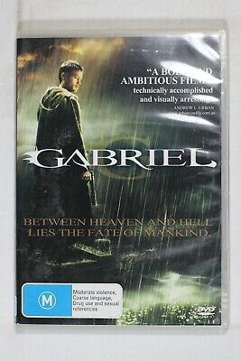 £8.03 • Buy Gabriel (Andy Whitfield) - Region 4 Preowned (D789)