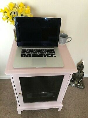 Office Printer Storage Cupboard Cabinet Stand Shabby Chic PC Computer Laptop  • 29.99£