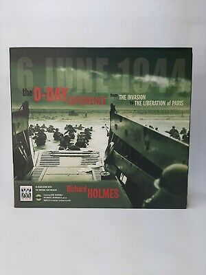 £10.65 • Buy The D-Day Experience Richard Holmes Audio CD Edition 2004 Carlton Book Like New